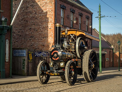 Beamish 2018 (Ben Matthews1992) Tags: 2018 steam fair traction engine beamish county durham old vintage historic preserved preservation vehicle transport haulage rally show museum veteran su884 barrack road loco