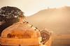 Amer Dome (*trevor) Tags: amerpalace asia fujifilm india jaipur travelphotography xt2 morning sunrise