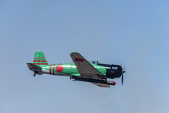 Green Betty Replica (dcnelson1898) Tags: 2018lukedays lukeairforcebase glendale phoenix arizona aviation airplanes demonstration toratoratora caf commemorativeairforce replicas reproductions movie japan worldwar2 pacific