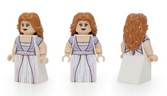"LEGO the movie "" TITANIC "" (gkdldis1201) Tags: lego moc diorama minifigure minifigures minifig minifigs mini figure creation custom movie titanic leonardo dicaprio kate winslet"