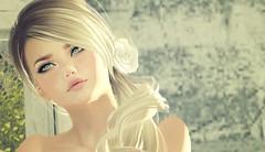 headshot 1.1 (Shantell90) Tags: secondlife cgi sl female head shot profile laq