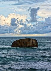 Rock II @ Fort Galle, Sri Lanka (Anselm11) Tags: fort galle srilanka ceylon rock sea meer felsen