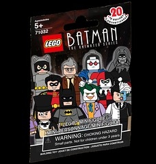 Batman the Animated Series  Bag (Ashnflash98) Tags: lego batman animated series bruce wayne alfred pennyworth robin dick grayson jim gordon commissioner detective harvey bullock selina kyle catwoman clayface harley quinn joker killer croc mad hatter mr freeze penguin phantasm poison ivy riddler rupert thorne scarecrow ventriloquist scarface twoface gotham gcpd city