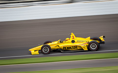 #3 HelioCastroneves TeamPenske Chevrolet (rickstratman26) Tags: indycar car cars motorsport motorsports canon 7d2 7dii panning racing racecar racecars indy indianapolis motor speedway 500 helio penske