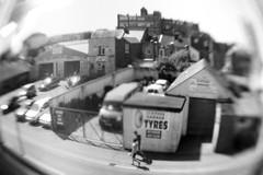 Fratton (Dom Walton) Tags: fratton distorted monochrome dystopia 35mm film ilford delta 400 domwalton haiku