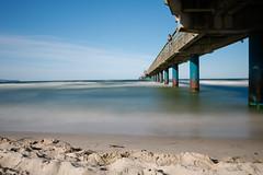 Seebrücke (Rod Elbahn) Tags: seebrücke rügen meer himmel langzeitbelichtung nd1000 ndfilter sky see ocean ostsee strand beach binz sommer summer