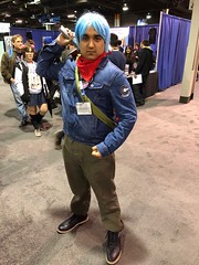 Trunks! (blueZhift) Tags: animecentral2018 acen 2018 cosplay anime manga comics videogames costume cartoons scifi fantasy