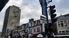 Street Leonard Cohen (coco de carry) Tags: street montréal graphisme leonardcohen hommage feux maisons canada