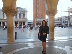 Venezia - Piazza San Marco (Alessia Cross) Tags: crossdresser tgirl transgender transvestite travestito
