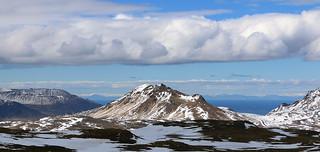 Hafrafell á Snæfellsnesi (552 m)