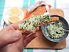 масло-на-хлеб1 (Horosho.Gromko.) Tags: food butter parsley lemon kitchen cooking recipe stepbystep compound compoundbutter еда масло петрушка лимон кухня книгаовкуснойиздоровойпище рецепт foodphoto фудфото
