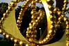 Sphere Complex (TheseusPhoto) Tags: color colorsoftheworld vivid sphere art artistic sculpture metal gold goldenhour conservatory sanfrancisco