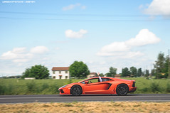 LP700 (Gaetan   www.carbonphoto.fr) Tags: lamborghini aventador supercars hypercars cars coche auto automotive fast speed exotic luxury great incredible worldcars carbonphoto italy italia