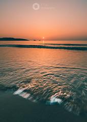 Sunrise (RTA Photography) Tags: paignton sunrise rtaphotography dawn sea wave nikond750 d750 fx fullframe tamron 2470 filters sky nature light torbay southdevon