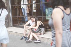 (Che-burashka) Tags: street candid people barcelona