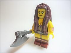 "Minor Upgrades 3 (Nick ""Nightstalker"") Tags: afol brickwarriors lego saberscorpion brickforge"
