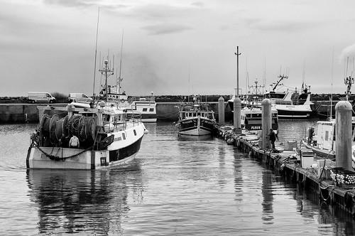 Départ pour une nouvelle campagne de pêche