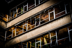 L1004798 (Bruno Meyer Photography) Tags: streetphotography street walk building architecture windows reflection trash colors photography leica leicaimages leicacamera leicam240 leicam leicacamerafrance raw edit lightroom