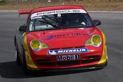Jason Young - Red Line Racing - Porsche GT3 Cup a (Boris1964) Tags: 2005 porschecarreracupgb brandshatch