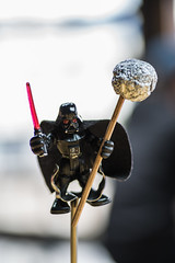 17YR1520-1 (Mike Hiran Photography) Tags: darth vadar lightsaber starwars jedi toy