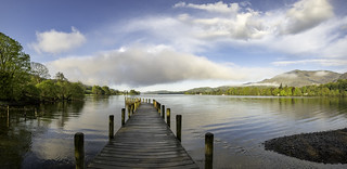 Coniston Water Jetty