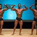 Classic Physique B - 2nd Wen Tao Liu 1st Justin Savoie 3rd Thierry Deschenes