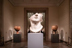 Fragmentary Colossal Head of Youth (20180512-DSC06289) (Michael.Lee.Pics.NYC) Tags: newyork metropolitanmuseumofart greekandromanart fragmentary sculpture marble stone gallery150 architecture head sony a7rm2 zeissloxia21mmf28 colossalhead