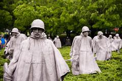 Korean memorial (Stray Toaster) Tags: washington dc usa national mall