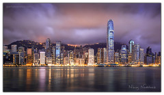 HK City (Aperture Variance) Tags: ifttt 500px maciej nadstazik aperture variance photos world hong kong honk island asia china hk city cityscape buildings metropolis purple sunrise