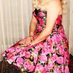 floral summer dress thumbnail