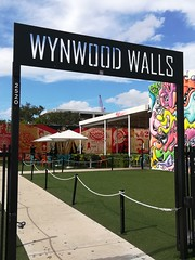 Wynwood Walls entrance