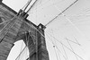 Arches and Angles (Elyssa Drivas) Tags: brooklyn blackandwhite brooklynbridge architecture arches angle old famous landmark infamous