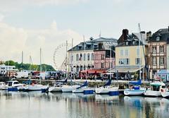 Recordando el verano . (JSG67) Tags: viajes verano marinas francia honfleur