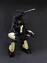 Hercules Beetle - Plague Mech: Omicron (Johann Dakitsch) Tags: mech lego robot hero factory ccbs creation toy bionicle scifi mecha beetle