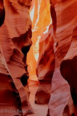Slot Canyon (otterdrivernw) Tags: canyon fujix xf1655 xt2 fujifilm fuji redrock desert southwest arizona slotcanyon