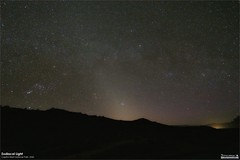 Zodiacal Light Over Capitol Reef National Park, Utah (The Dark Side Observatory) Tags: tomwildoner night sky deepsky space outerspace skywatcher telescope 120ed celestron cgemdx asi190mc zwo astronomy astronomer science canon canon6d deepspace guided weatherly pennsylvania observatory darksideobservatory stars star leisurelyscientist leisurelyscientistcom tdsobservatory backyardeos capitolreefnationalpark national park april 2018 zodiacal light horizon