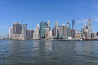 NYC - Manhattan Skyline