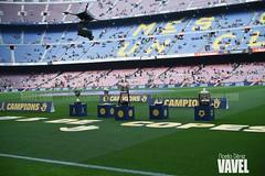 DSC_0690 (VAVEL España (www.vavel.com)) Tags: fcb barcelona barça blaugrana culé azulgrana villarreal submarino amarillo liga campeones pasillo iniesta fútbol primera