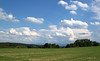 Nach einem Monat... (Renata1109) Tags: feld acker landwirtschaft aussichten getreide baum wald voralpenland wolken outdoor weisblau bayern deutschland klima natur berge clouds country mountain sky himmel germany bavaria field agricultural farming agribusiness ackerbau