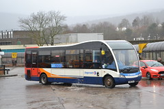 Stagecoach South Wales 47819 CN12CXU (Will Swain) Tags: merthyr tydfill bus station 10th february 2018 south wales cymru buses transport travel uk britain vehicle vehicles county country england english stagecoach 47819 cn12cxu