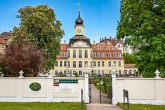 Leipzig - Gohliser Schlösschen (Peter Goll thx for +6.000.000 views) Tags: 2018 leipzig sachsen urlaub germany gohlis schloss castle