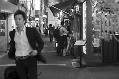 MISS THE TRAIN (ajpscs) Tags: ajpscs japan nippon 日本 japanese 東京 tokyo city people ニコン nikon d750 tokyostreetphotography streetphotography street seasonchange spring haru はる 春 2018 shitamachi night nightshot tokyonight nightphotography citylights tokyoinsomnia nightview monochromatic grayscale monokuro blackwhite blkwht bw blancoynegro urbannight blackandwhite monochrome alley othersideoftokyo strangers walksoflife omise 店 urban attheendoftheday urbanalley missthetrain