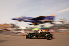 Technik Museum Speyer Brazzeltag 2018 (Michal Jeska) Tags: technik museum speyer brazzeltag 2018 panning mitzieher motorsport motorsports classic oldtimer racing bentley mcdonnell douglas f4 phantom ii blue angels canonefs1018mmf4556isstm canon eos 40d