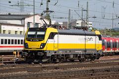 SRT 487 001 Basel Bad (daveymills31294) Tags: traxx lm f140 ac3 srt 487 001 basel bad swiss rail traffic baureihe bombardier last mile