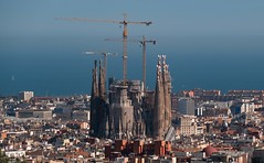 The Eternal Building Site- La Sagrada Familia