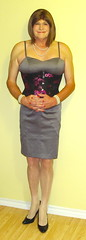 Me dressed more formally! (donnacd) Tags: sissy tgirl tgurl dressing crossdress crossdresser corset cd travesti transgenre xdresser crossdressing feminization tranny tv ts feminized domina touchy feely he she look 易装癖 シー