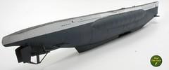 UBoat-026 (Rod The Fixer) Tags: uboot type vii c41 atlantic version modellismo scalemodel sottomarino submarine