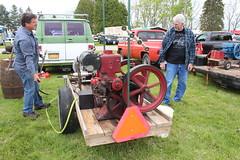 Newfane 066 (11) (swi66) Tags: dunkirk hit miss motors diesel cannons farm tractor john deere antique historical