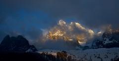 Montagnes magiques - Magic Mountains (CHAM BT) Tags: llumiere soleil nuage rocher montagne face ombre sommet granite alpes light sun cloud rock mountain shade summit snow neige fantasticnature