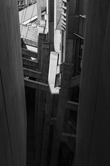 Scottish Parliament Tour May 2018 (11 of 119) (Philip Gillespie) Tags: scottishparliament visitscotparl scotland parliament edinburgh canon 5dsr architecture windows lights tour seats flags dog pets water interior design hills arthurs seat city sky sun art sculpture mono monochrome colour color black white blue green red yellow orange stairs boat style curves lines chamber epmg photography meetup group people men women boys girls kids chambers meetings summer grass trees